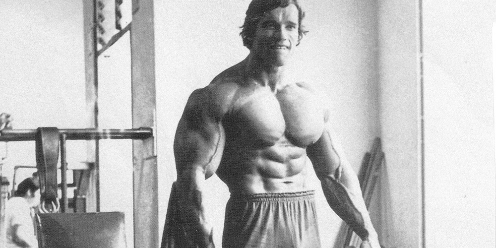 Arnold Schwarzenegger Chest